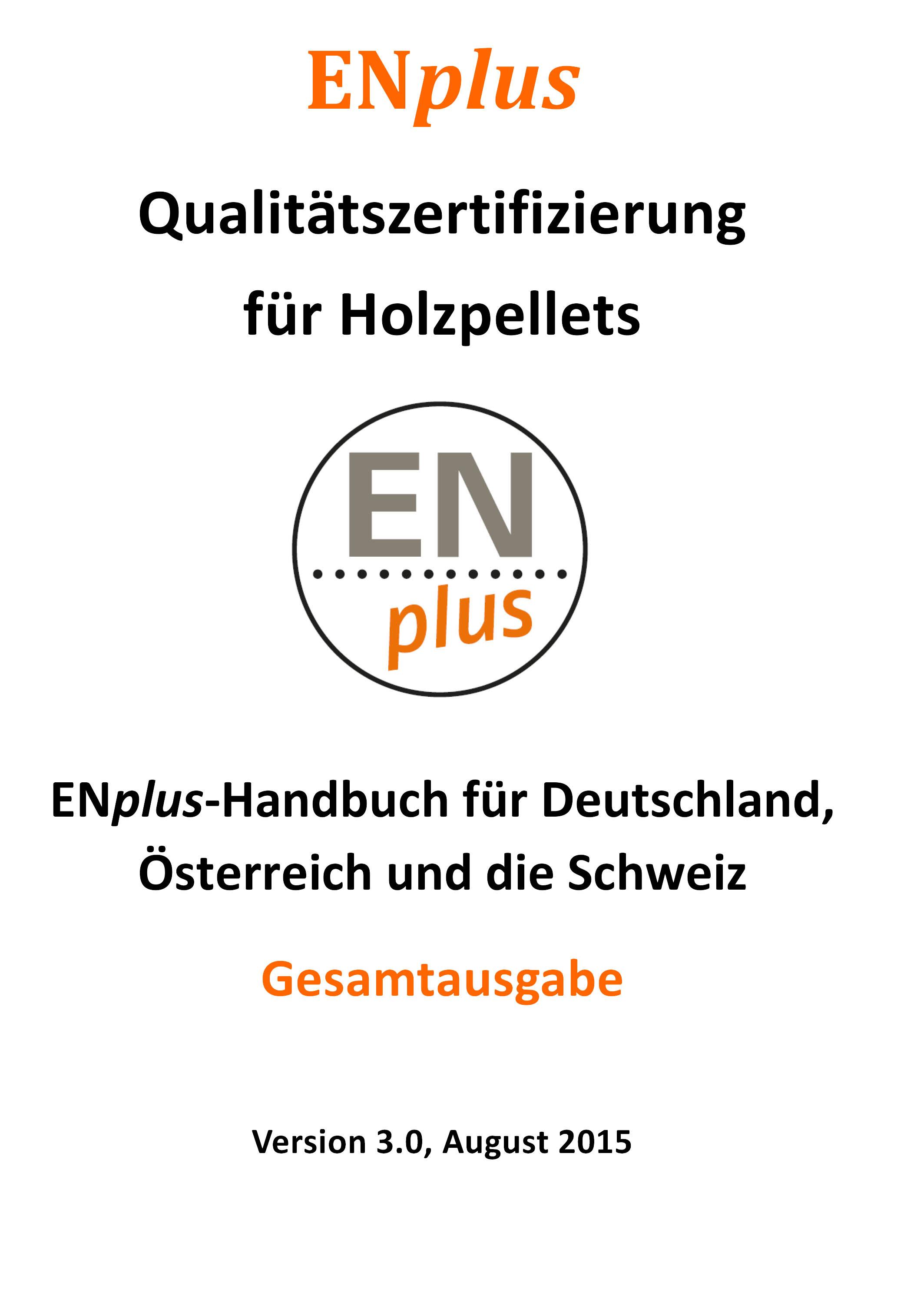 Handbuch ENplus